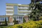 Kuren in Ungarn: Außenansicht vom CE Quelle Hotel Héviz