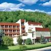 Kuren Slowakei: Außenansicht des Hotel Flóra in Trencianske Teplice