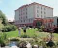 Kuren in Tschechien: SPA & Wellnesshotel Francis Palace in Franzensbad