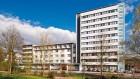 Kuren in Deutschland: Blick auf das Gesundheitszentrum Helenenquelle in Bad Wildungen