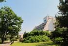 Kuren in der Slowakei: Außenansicht vom Kurhotel Maj in Piestany Pistyan
