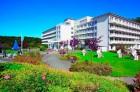 Kuren in Deutschland: Außenansicht der MEDIAN Klinik in Wismar Ostsee