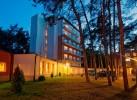 Kuren in Polen: Blick auf das Kur- und Erholungszentrum Millennium in Heidebrink