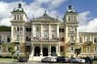 Kuren in Tschechien: Außenansicht vom Danubius Health SPA Resort Nové Lázne in Marienbad