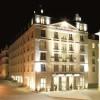 Kuren in Tschechien: Blick auf das Hotel Olympia in Marienbad Mariánske Lázne