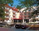 Kuren in Polen: Außenansicht des Kurhaus Olymp 1 in Kolberg