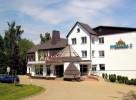 Kuren in Tschechien: Außenansicht des Kurhotel Pyramida 2 in Franzensbad (Frantiskovy Lazné)