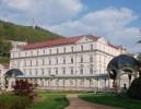 Kuren in Tschechien: Kurhaus Parkquelle (Sadovy Pramen) in Karlsbad