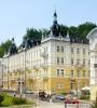 Kuren in Tschechien: Außenansicht vom Hotel Reitenberger in Marienbad Marianske Lazne