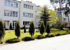 Kuren in Polen: Blick auf das Sanatorium Relaks in Heidebrink (Międzywodzie)
