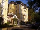 Kuren in Tschechien: Blick auf das Hotel San Remo in Marienbad Mariánske Lázne