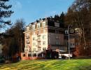 Kuren in Tschechien: Außenansicht vom Hotel Richard in Marienbad Marianske Lázne