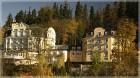 Kuren in Tschechien: Blick auf das Kurhotel Royal in Marienbad Mariánske Lázne