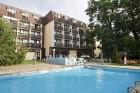 Kuren in Ungarn: Außenansicht vom Danubius Health Spa Resort Sárvár in Sárvár