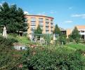 Kuren in Deutschland: Außenansicht des Best Western Hotel am Vitalpark im Heilbad Heiligenstadt