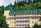 Kuren in Polen: Außenansicht des Ensana Health Spa Hotel Vltava Marienbad Mariánske Lázne