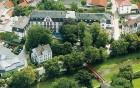 Kuren in Deutschland: Blick auf das Dr. Wüsthofen Gesundheits-Resort in Bad Salzschlirf