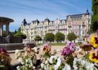 Kuren in Tschechien: Außenansicht vom OREA Hotel Palace Zvon in Marienbad Marianske Lazne