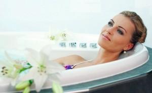 Kuren in Tschechien: Anwendung im Alexandria Spa & Wellness Hotel Luhatschowitz Luhacovice