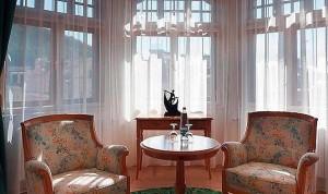 Kuren in Tschechien: weiteres Zimmerbeispiel im Grandhotel Ambassador Karlsbad