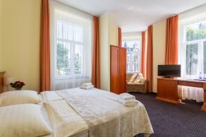 Kurhotel Villa Anna Lisa - Swinemünde Ostsee Polen