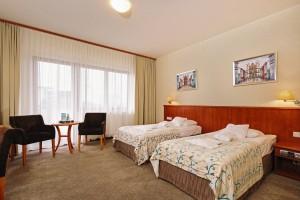 Kuren in Polen: Wohnbeispiel im Kurhotel Arka Medical Spa in Kolberg Kolobrzeg