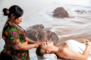 Kuren in Polen: Massage im Kurhotel Arka Medical Spa in Kolberg Kolobrzeg