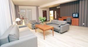Kuren in Polen: weitere Zimmeransicht im Kurhotel Arka Medical Spa in Kolberg Kolobrzeg
