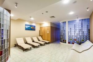 Kuren in Polen: Wellnessbereich im Kurhotel Arka Medical Spa in Kolberg Kolobrzeg