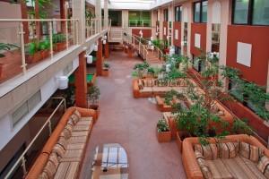 Kuren Polen: Innenbereich des Kur- und Wellnesshotel Bornit Schreiberhau Szklarska Poreba