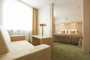 Kuren Polen: Weiteres Wohnbeispiel im Hotel Cieplice in Bad Warmbrunn Cieplice Zdroj