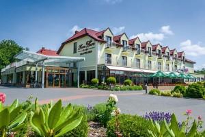 Kuren in Polen: Hotel Delfin Spa und Wellness in Neuwasser Dabki Ostsee