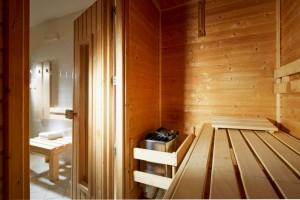 Kuren in Tschechien: Sauna im SPA Hotel Devin Marienbad
