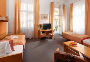 Kuren in Tschechien: weiteres Wohnbespiel im Kurhaus Goethe in Franzensbad Frantiskovy Lazne