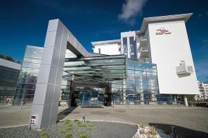 Kuren in Polen: Weitere Ansicht des Gesundheits- und Erholungszentrum Ikar Plaza in Kolberg