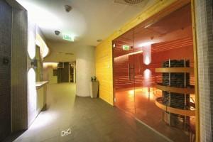 Kuren in Polen: Sauna im Interferie Medical SPA in Swinemünde