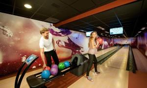 Kuren in Polen: Bowlingbahnen im Interferie Medical SPA in Swinemünde