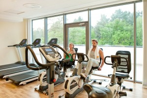 Kuren in Polen: Fitness im Interferie Medical SPA in Swinemünde