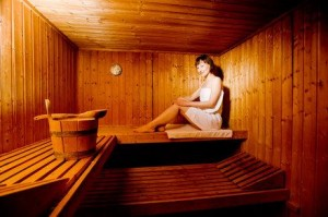 Kuren in Deutschland: Sauna im Hotel Am Jüdenhof in Heilbad Heiligenstadt