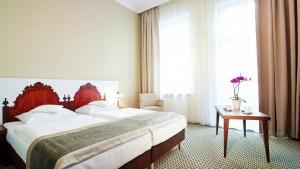Kuren in Polen: Zimmeransicht im Hotel Jantar SPA Kolberg Kolobrzeg