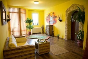 Kuren in Ungarn: SPA Bereich des Hotel Karos SPA in Zalakaros