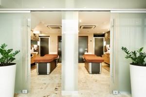 Kuren in Polen: Wellnessbereich im Hotel Marine & Ultra Marine in Kolberg Kolobrzeg