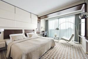 Kuren in Polen: Weiteres Zimmerbeispiel im Hotel Marine & Ultra Marine in Kolberg Kolobrzeg