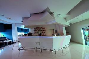 Kuren in Polen:Bar im Hotel Marine & Ultra Marine in Kolberg Kolobrzeg