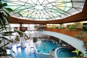 Kuren in Ungarn: Im Aqualand des MenDan Magic SPA & Wellness Hotel in Zalakaros