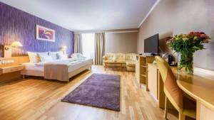 Kuren in Ungarn: Weiteres Wohnbeispiel im MenDan Magic SPA & Wellness Hotel in Zalakaros