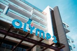 Kuren in Polen:  Kurhaus Olymp 3 in Kolberg Kolobrzeg Ostsee