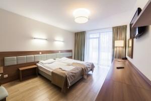 Kuren in Polen: Zimmerbeispiel im Kurhaus Olymp 3 in Kolberg Kolobrzeg Ostsee