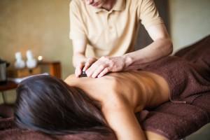 Kuren in Polen: Massage im Kurhaus Olymp 3 in Kolberg Kolobrzeg Ostsee