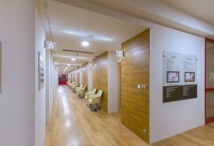 Kuren in Tschechien: Kurklinik im Kurhotel Pawlik in Franzensbad Frantiskovy Lazne